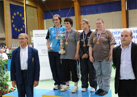 Championnats de france tennis de table sport adapt - Championnat de france tennis de table ...