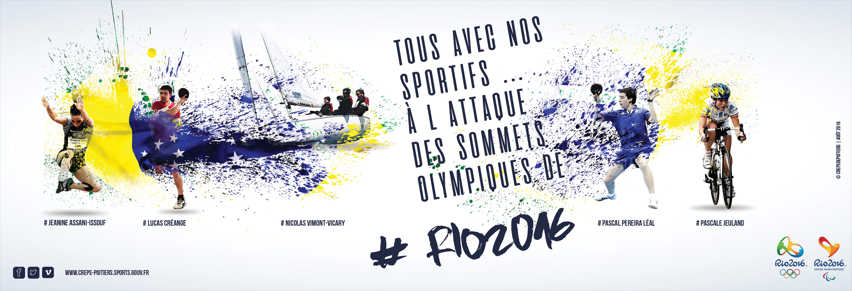 banderole jeux olympiques paralympiques 2016 WEB intranet